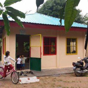 Maternelle - Cambodge