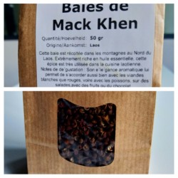 Baies de Mack Khen (Laos)