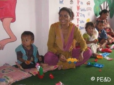 PE&D_Nursery_School_Of_Hope_Nepal