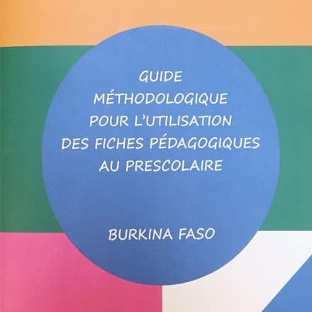 Updated pedagogical methods for preschools in Burkina Faso