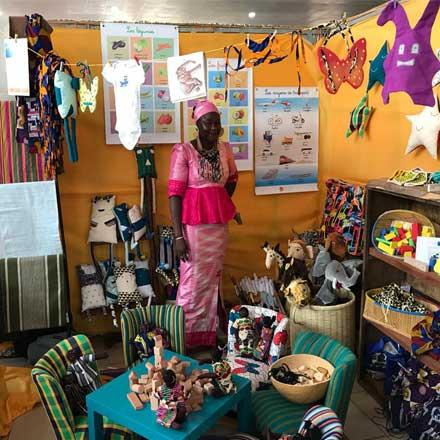 Retour sur notre expérience au Salon International de l'Artisanat de Ouagadougou !