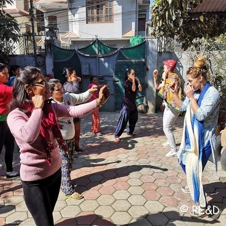 In Nepal: Boxing at the Service of Personal Fulfillment
