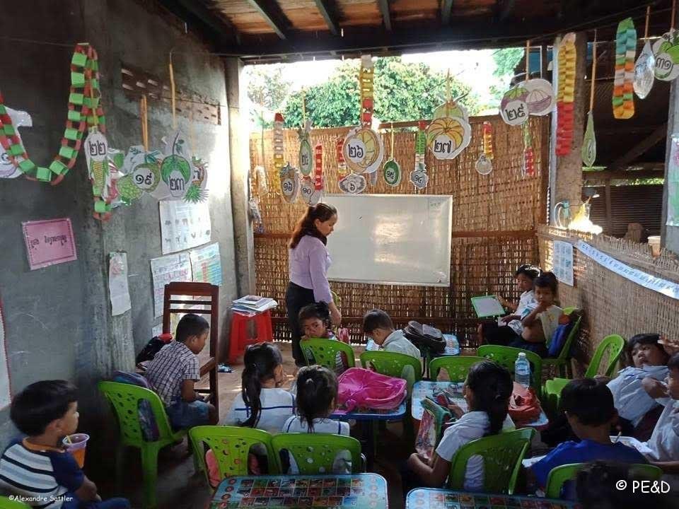 A Milestone for Community Kindergartens in Cambodia