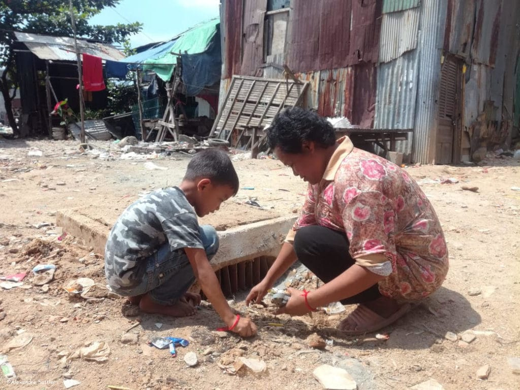 The Fight Against Vulnerability in the Slums of Phnom Penh!