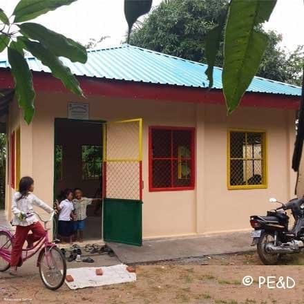 Kindergarten – Cambodia