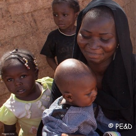 Family Support in Burkina Faso: Testimony of a Beneficiary