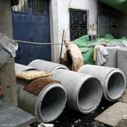 Phnom Penh : la construction d'un système de drainage des eaux change la vie des habitants