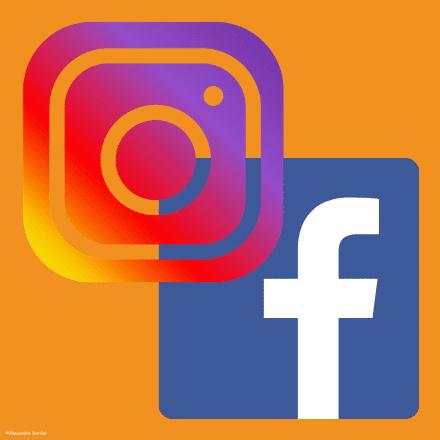 Comment nous soutenir sur Facebook et Instagram ?