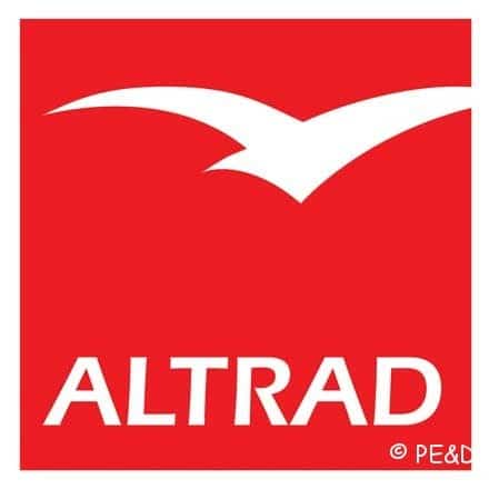 Logo of the Altrad Group