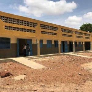 College_Koubri_Burkina