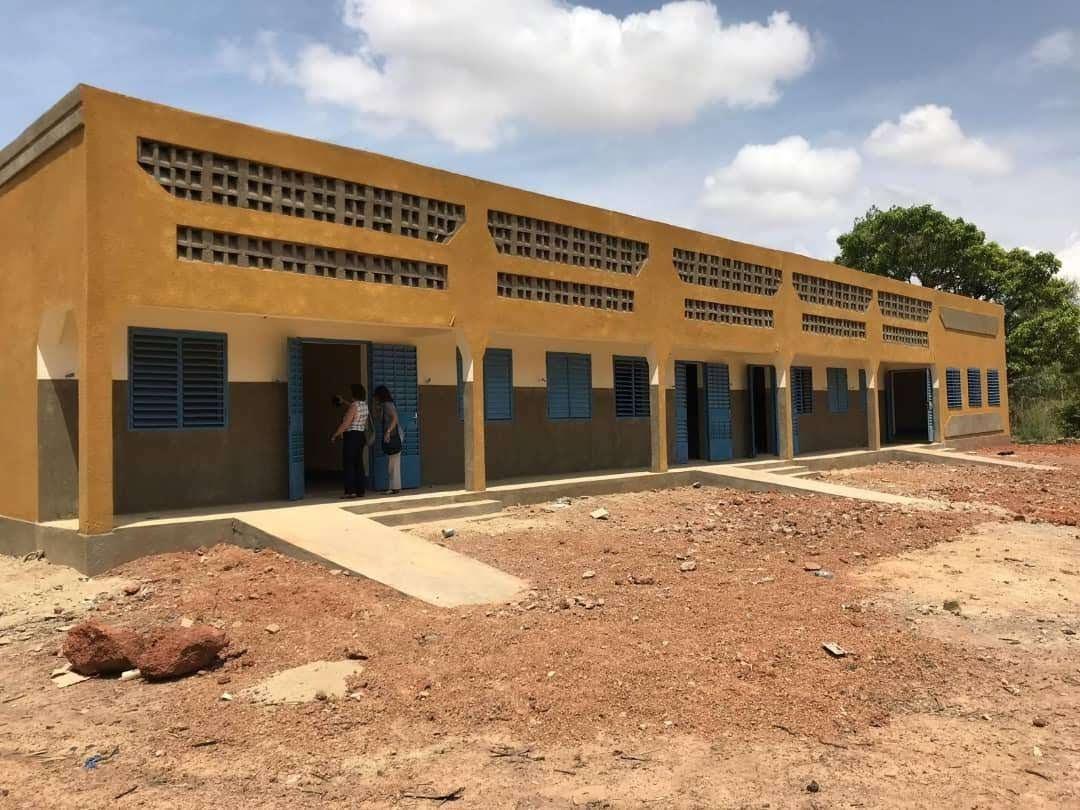 Burkina : un collège contre le décrochage scolaire