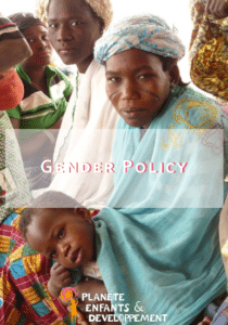 PE&D_Gender_Policy