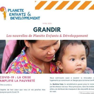 Newsletter_PE&D_Avril_2020