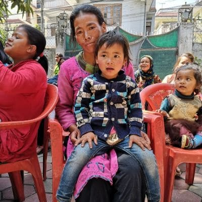 Népal – étude : la vie des femmes et des hommes accompagnés a-t-elle changé en 5 ans ?