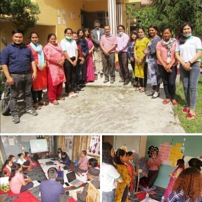 PE&D_Réunion_Cloture_Projet_Femmes_Enfants_Nepal