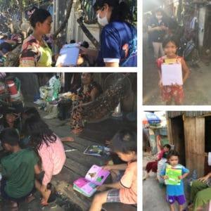 PE&D_Books_Distribution_Cambodia