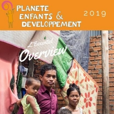 2019: Overview of Planète Enfants & Développement activities