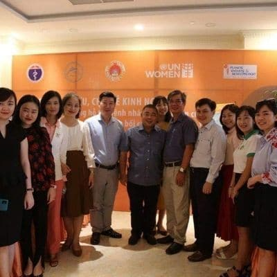 Support centre for victims of violence in Vietnam: the first step
