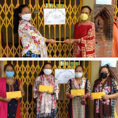 Covid-19 : vos dons agissent au Népal