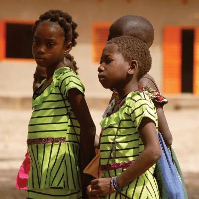 Des actes de naissance délivrés aux enfants au Burkina Faso