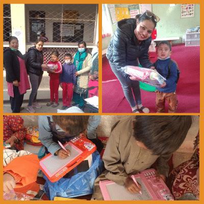 La ré-ouverture des écoles au Népal
