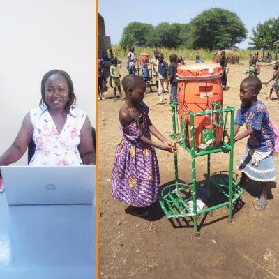 Rencontre avec Edmonde Yaogo/Idani, Chargé de projet au Burkina Faso.