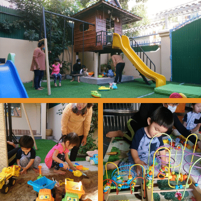 OUR KIDORA DAYCARE CENTER (FINALLY) OPENED IN CAMBODIA