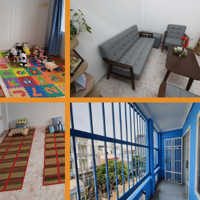 VIETNAM: Renovation of a shelter for women victims of violence