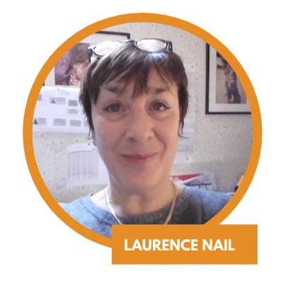 SPOTLIGHT OF THE MONTH : Laurence Nail