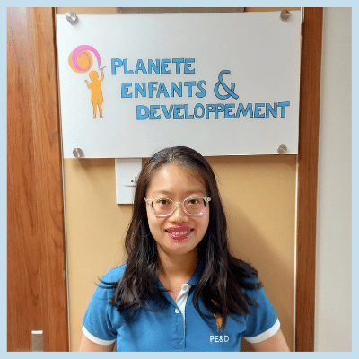 Interview with Vy Tu Phuong, Assistant Project Manager Hy Vong