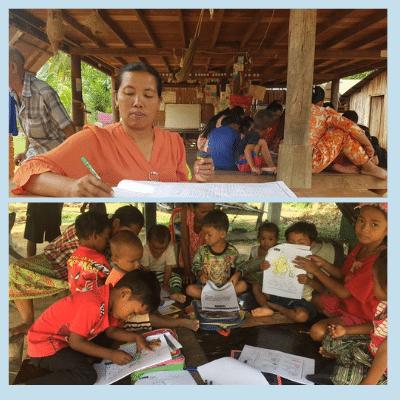 Vers la construction des premières écoles maternelles au Cambodge