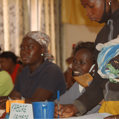 Urgent: let's help 120 women change their lives