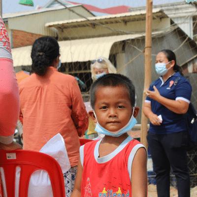 "Cambodia: ""I struggled a lot to feed everyone"""
