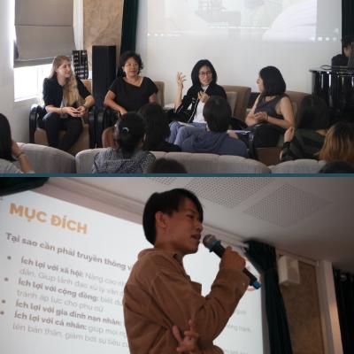 Vietnam: A conference to combat gender-based violence