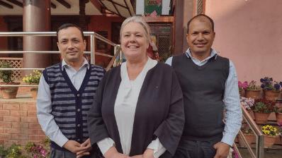 Equipe_Nepal