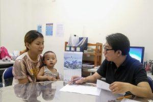 Accompagnement d'une famille au Vietnam