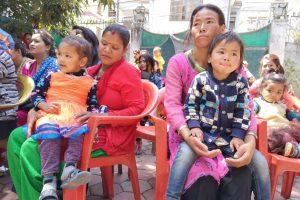 Des femmes exploitées et leurs enfants protégés avec l'aide de Planète Enfants & Développement