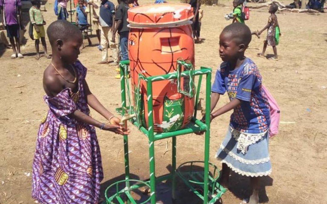 Burkina : l'hygiène dans les écoles