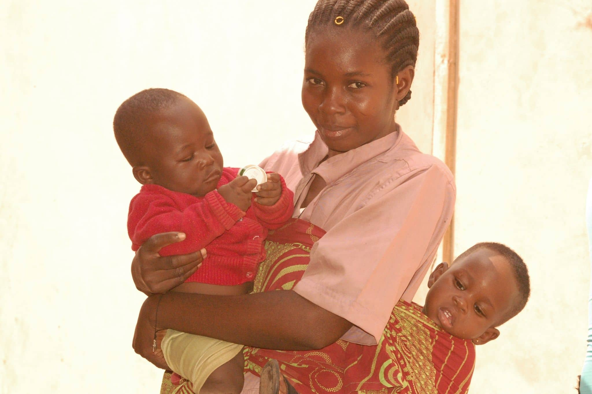 Maman au Burkina Faso
