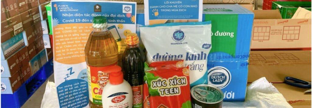 distribution alimentaire vietnam
